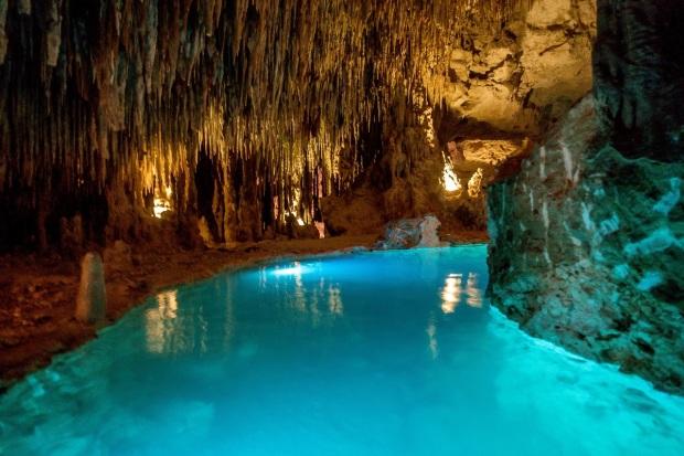 Mexico-Xplor-underground-river