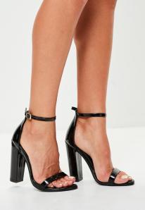 black-block-heel-barley-there-sandals